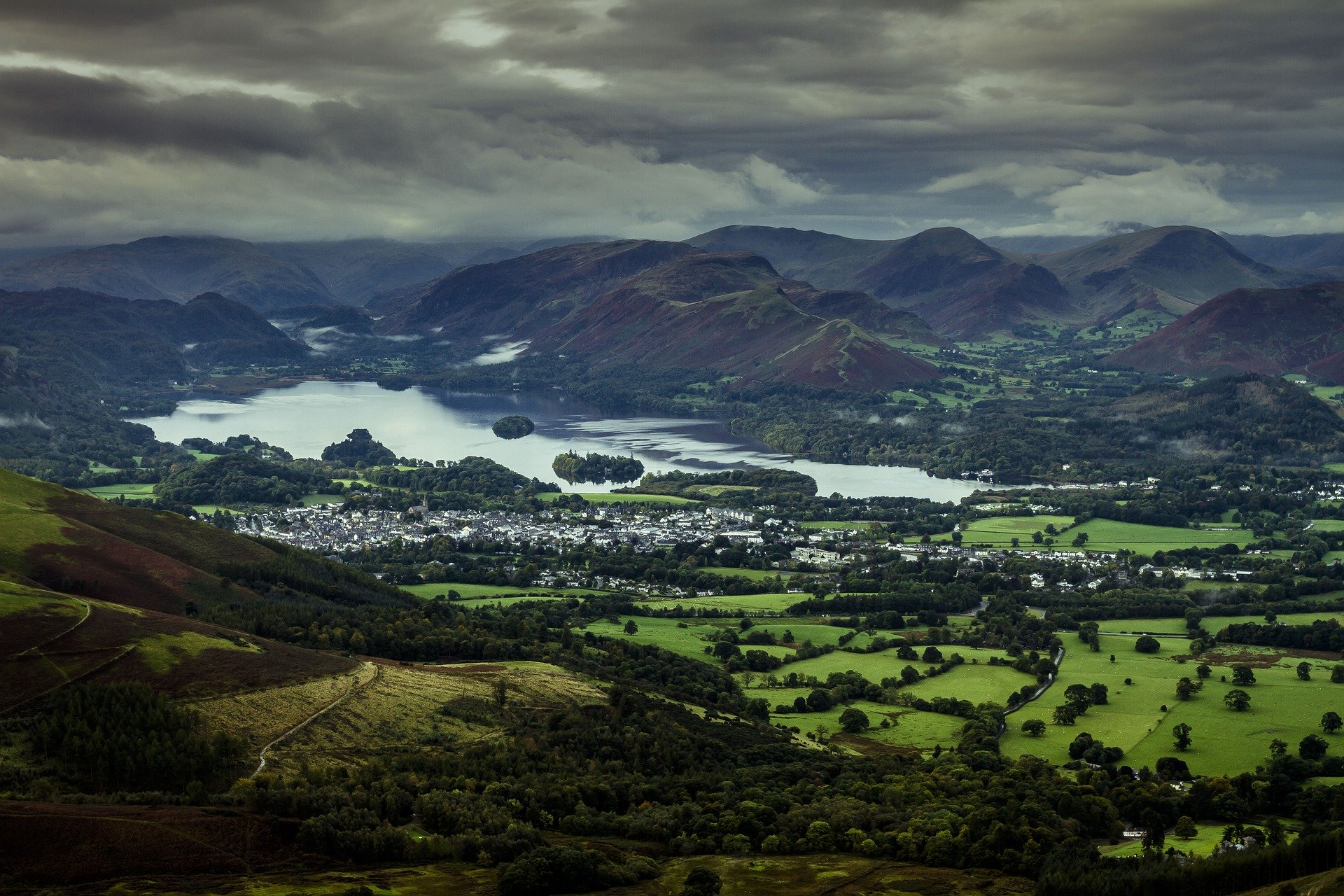 Photo of Keswick, Lake District