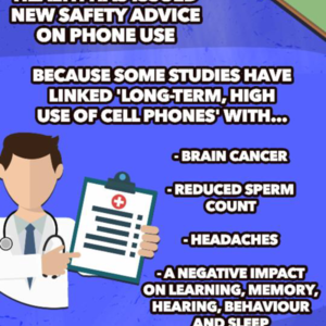 Ask for Evidence | Is mobile phone use linked to brain cancer?