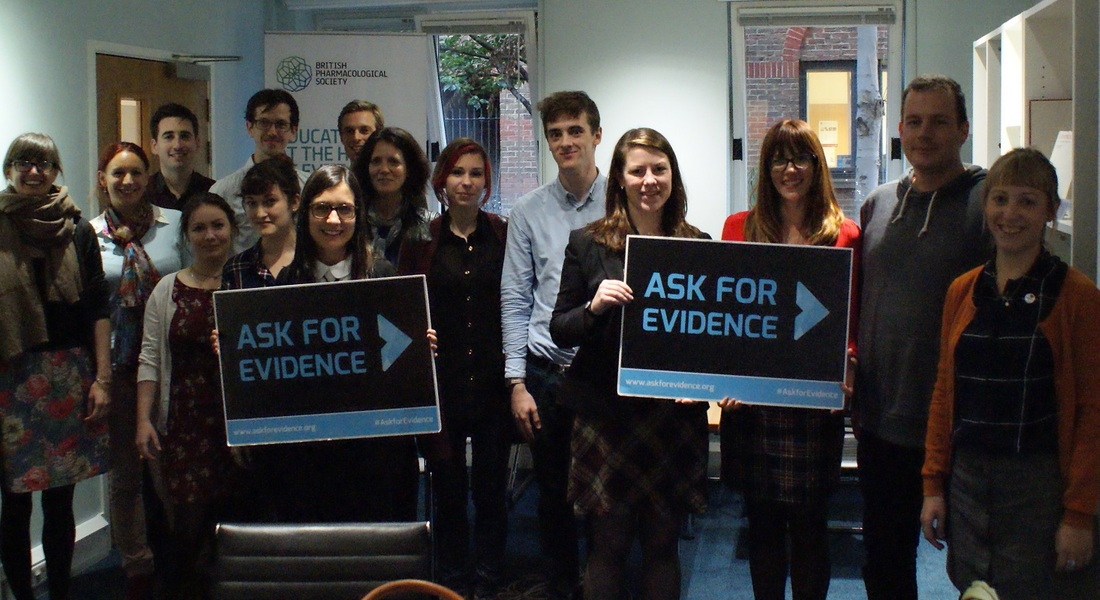 2016 ask for evidence ambassadors