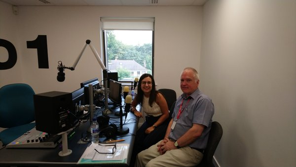 Beatriz richard on shmu radio 07082019